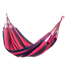 Load image into Gallery viewer, Two Person Hammock - Red Tones Main Image