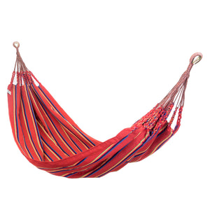 Two Person Hammock - Red Rainbow Main Image