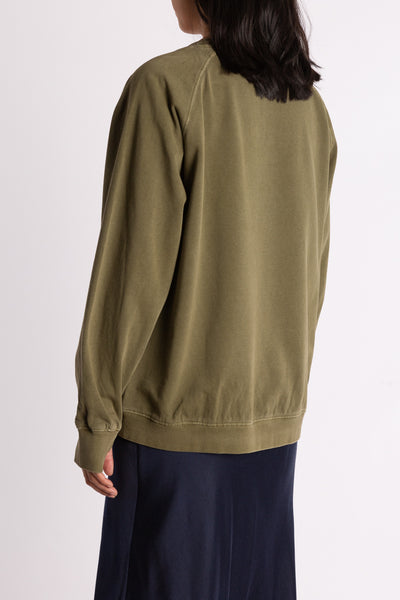 Lilly Sweat - Khaki