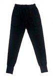 Womens cotton slouch sweatpants in the colour ink from my izzi.
