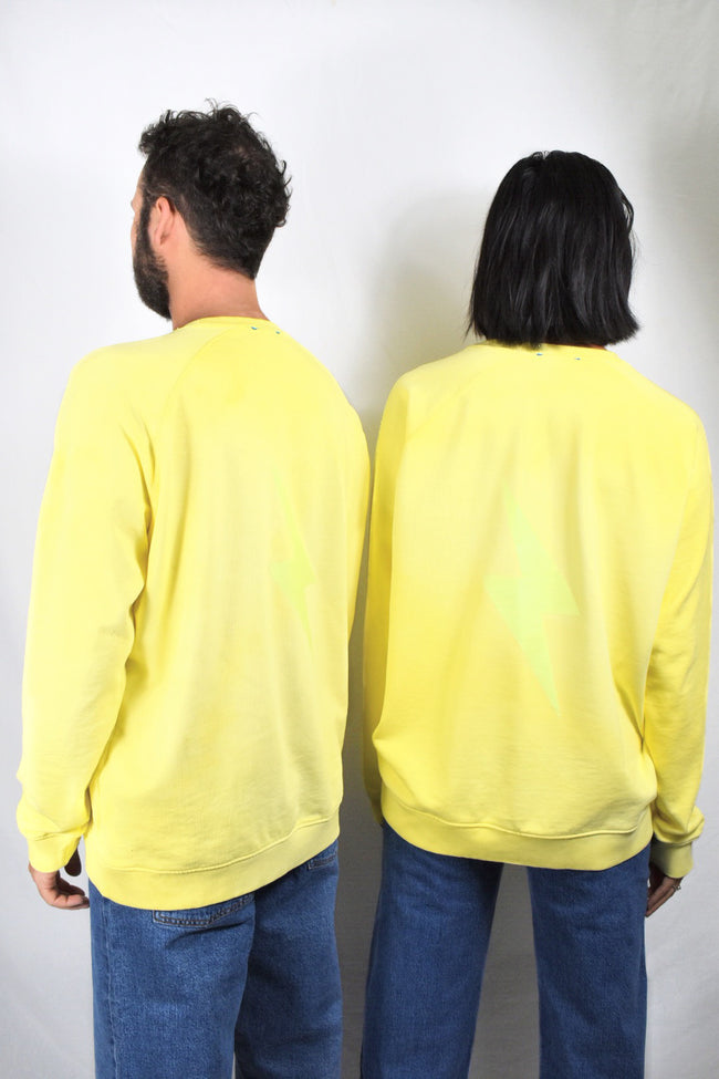 Bowie Sweat Lemon