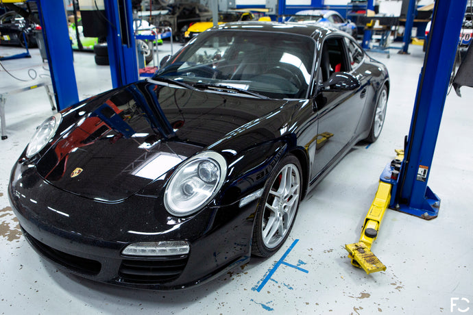 The Beginning of Something Good: 911 Project (997.2)