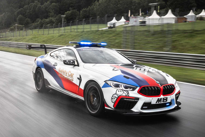 SAFETY FIRST: BMW Appoints the M8 as New MotoGP Safety Car