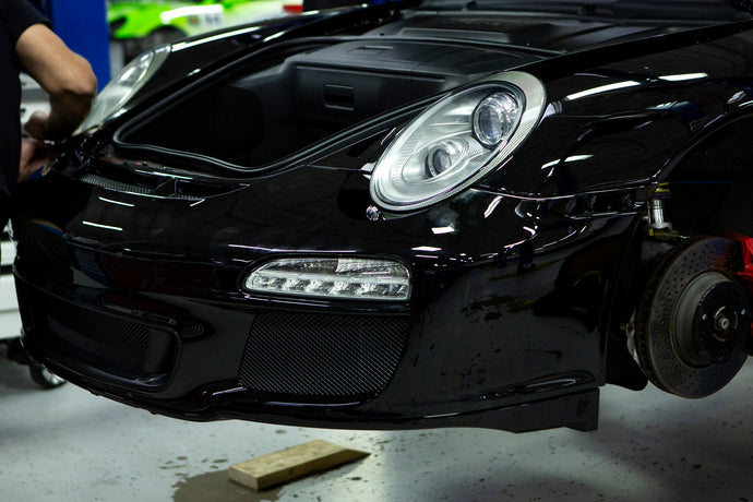 FINALLY! Project 997 Update: GT3 Facelift