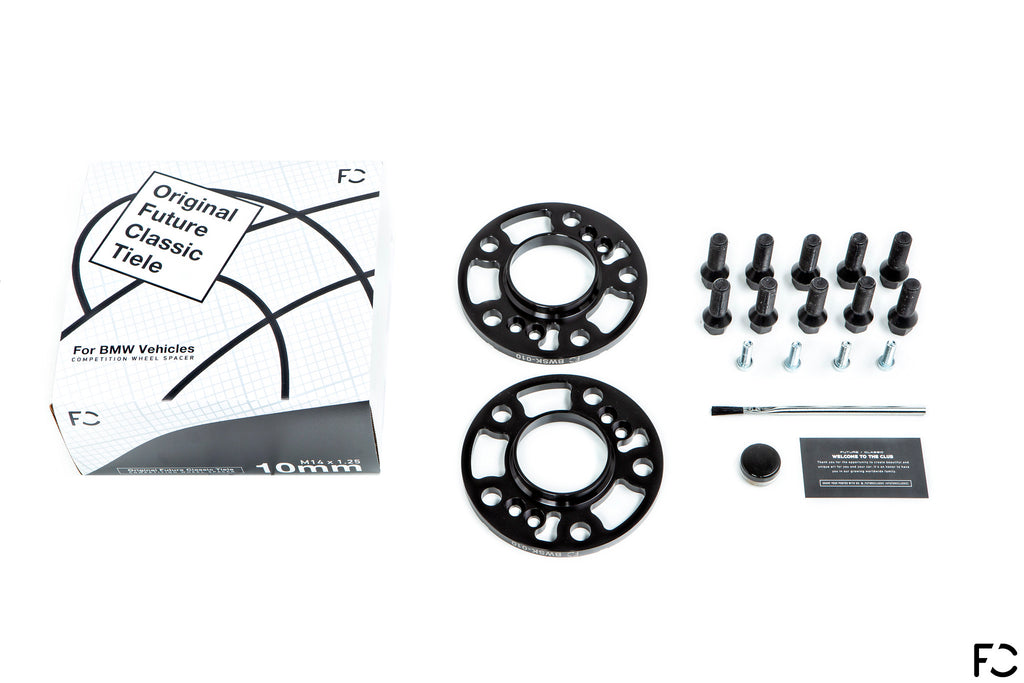 Future Classic BMW 5x120 Wheel Spacer Set