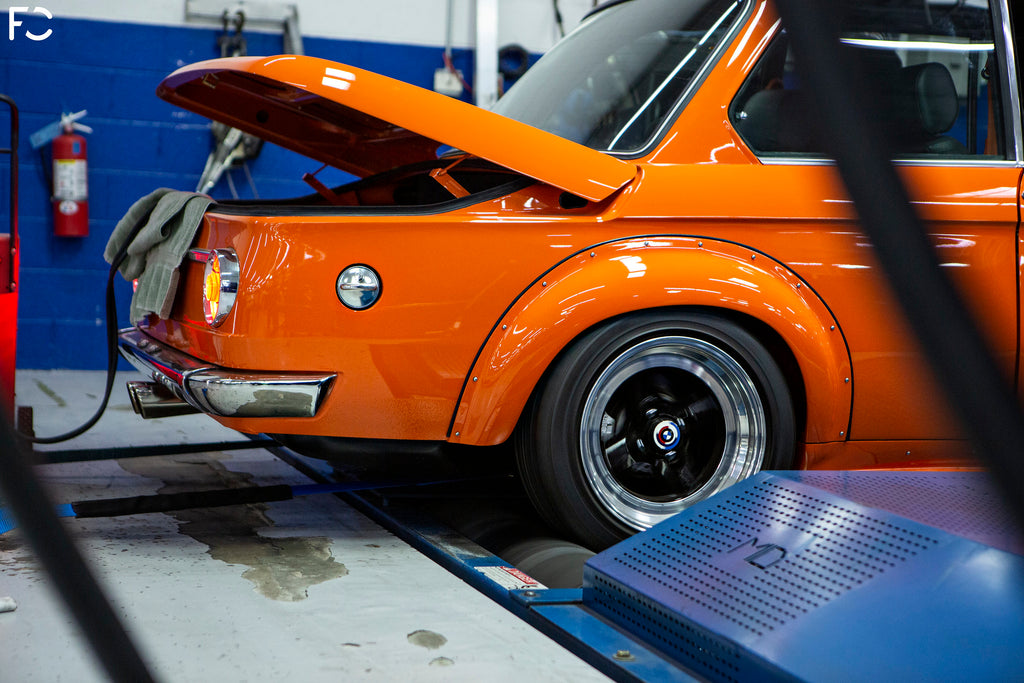 Fall-Line Motorsports - BMW 2002 S14 Swapped Project - Dyno Run