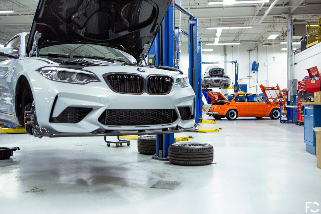Lineage: BMW 2002 vs M2 Competition - Fall-Line Motorsports
