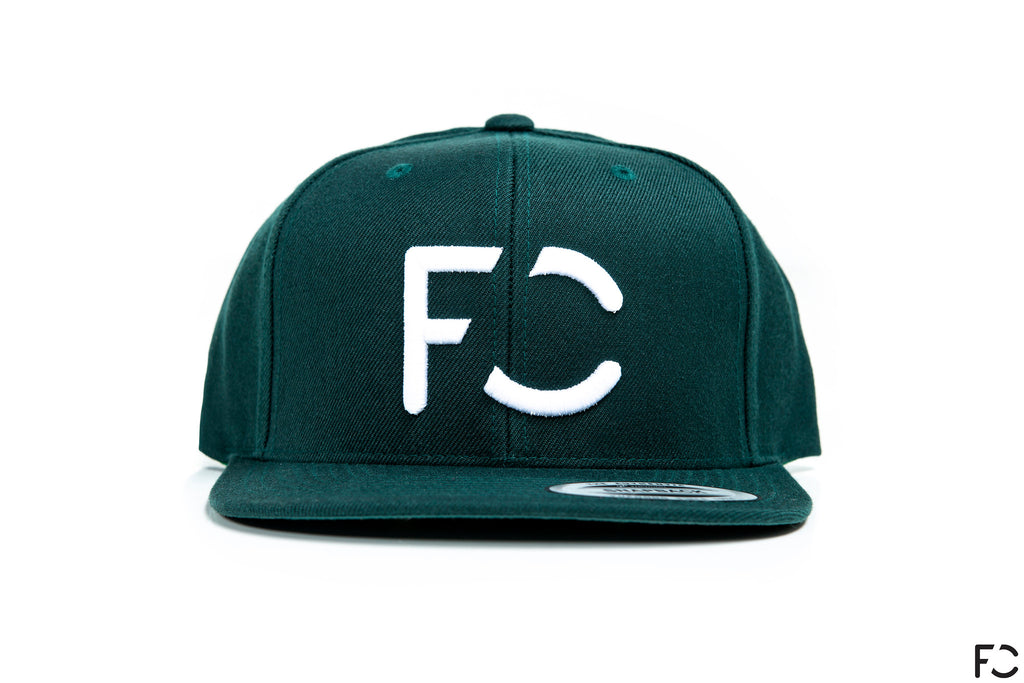 Future Classic team hat new spruce colorway front view
