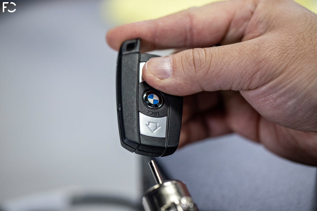 Gates Innovations BMW E-Chassis Key Upgrade