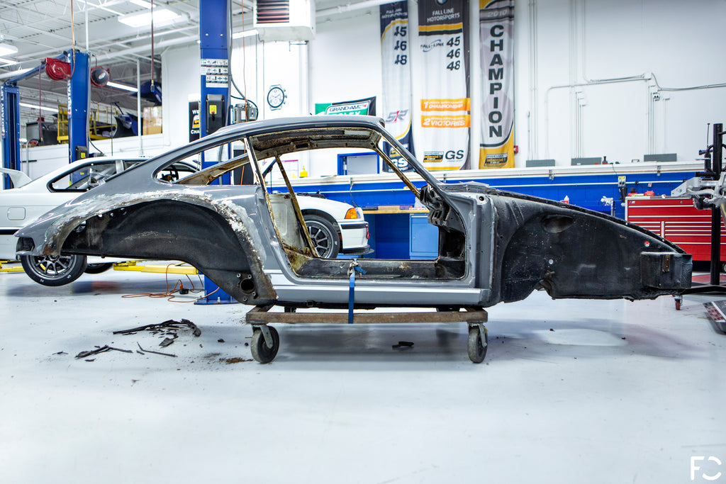 Fall-Line Motorsports Porsche 911 Restoration Project