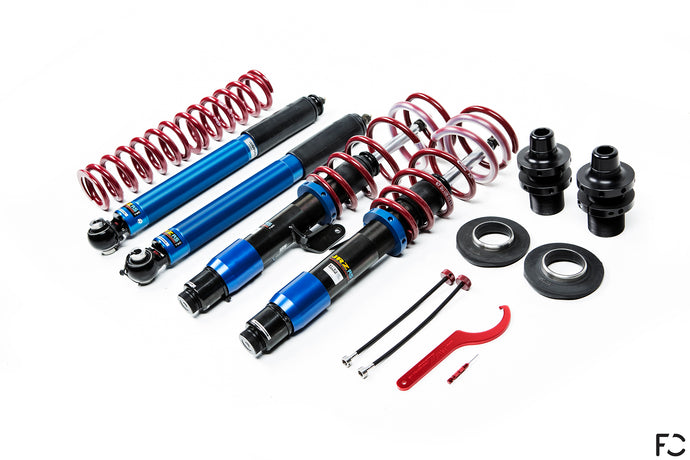 JRZ Suspension - E9X M3 RS Pro Kit (True Type Rear)