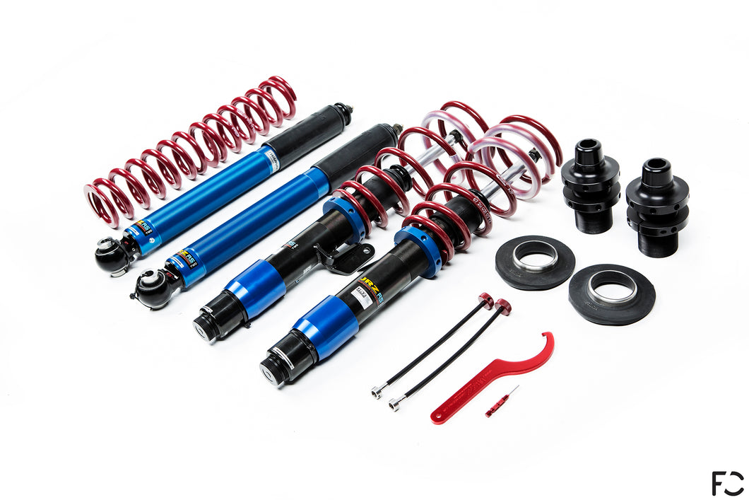 JRZ Suspension - E46 M3 RS Pro Kit (True Type Rear)