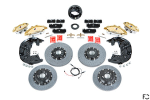BMW E9X M3 Carbon Ceramic Brake Retrofit Kit
