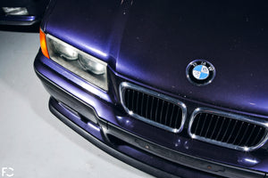 BMW OEM Chrome Hood Roundel