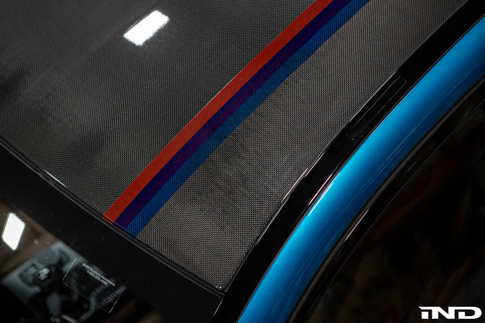 Future Classic - M Tri-Color Vinyl Roof Appliqué