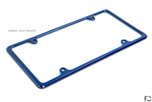 Load image into Gallery viewer, Future Classic Aluminum License Plate Frame + Hardware Kit