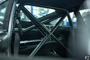 Fall-Line Motorsports - Porsche 996 / 997 Bolt-In Roll Bar