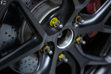 Load image into Gallery viewer, Future Classic - Porsche Dry Graphite Race Studs Installed Close-Up