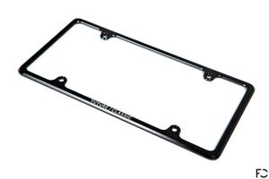 "Future Classic - Slimline ""Team"" Plate Frame + Hardware Kit"
