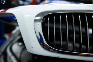 BMW E46 M3 OEM Kidney Grille Set