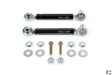 Load image into Gallery viewer, Fall-Line Motorsports E9X M3 rear sway bar end link set with hardware