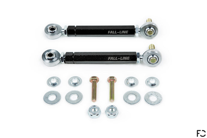 Fall-Line Motorsports - E9X M3 Rear Sway Bar End Link Set