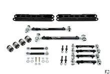 Load image into Gallery viewer, Fall-Line Motorsports x Future Classic - E9X M3 Ultimate Rear Suspension Package - Full Product Layout