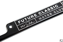Load image into Gallery viewer, Future Classic - Motor Club Plate Frame + Hardware Kit (Limited Edition 002)