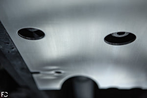 Future Classic - Mercedes W463 G-Wagen Underbody Protection Plate (by Novelli Competizione)