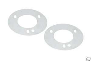 Rogue Engineering - E46 M3 Front Strut Tower Reinforcement Plate Set