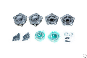 Future Classic - BMW E9X M3 / E82 1M M14 Hub Retrofit Kit: All Parts Included