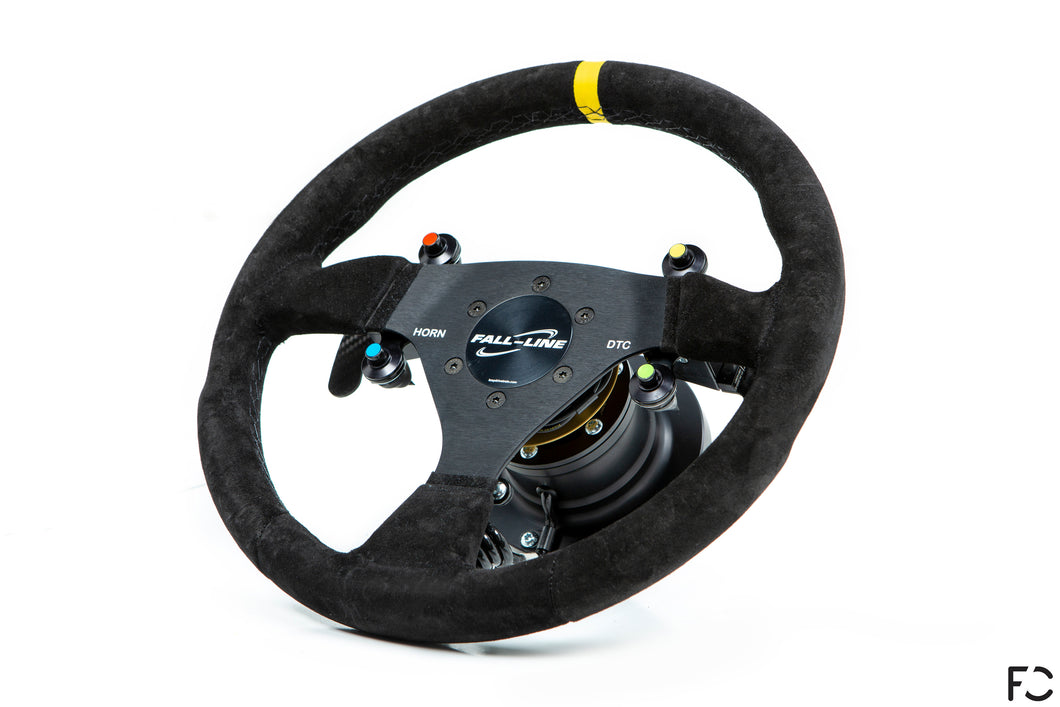 KMP Drivetrain - F87 M2 / Competition DCT Racing Wheel
