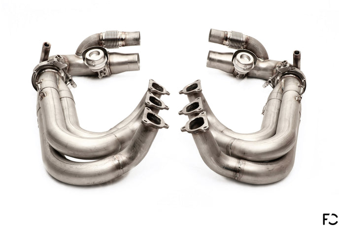 Dundon Motorsports - Porsche 991 GT3/RS/R Race Header Set