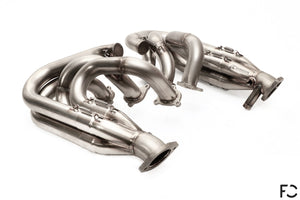 Dundon Motorsports - 981 Cayman GT4 / Spyder Race Header Set