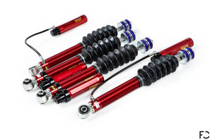 JRZ Suspension - Mercedes W463 G63 / G65 AMG Double Adjustable Shock Upgrade