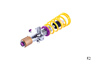 KW Suspensions A90 MKV Supra Coilover Kit - Variant 3