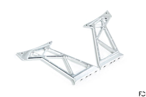 Fall-Line Motorsports - BMW Motorsport High Wing Mount Set for M2 / M3 / M4