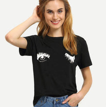 Load image into Gallery viewer, Eyes and Lashes - Short Sleeve T-Shirt