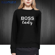 Load image into Gallery viewer, Boss Lady Pullover Sweatshirt