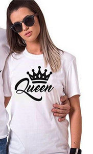 King & Queen Tees