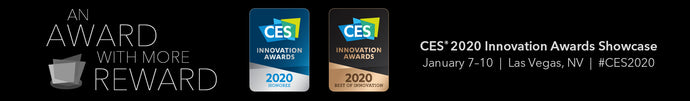 Kokong and Lightcircle nominated for CES Innovation Awards 2019