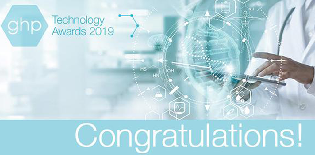 Lightcircle wins GHP Technology Award 2019