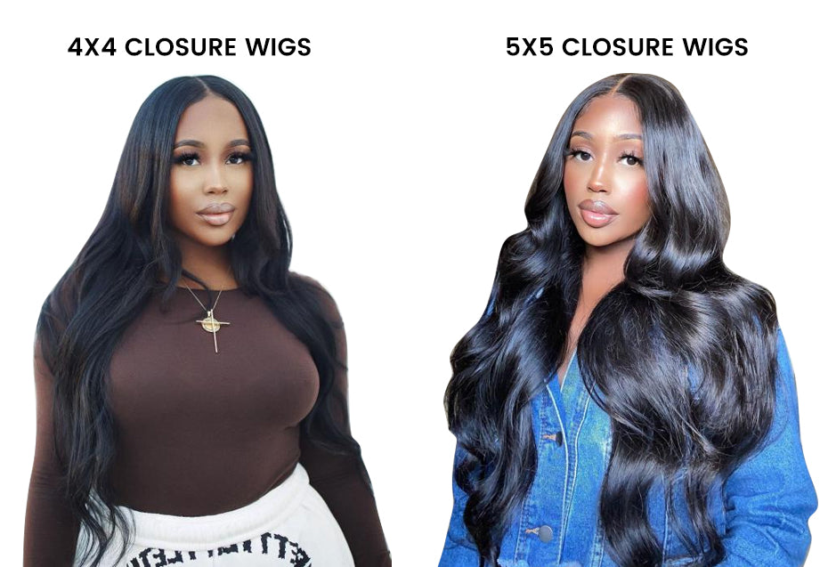 What are Lace Closure Wigs?