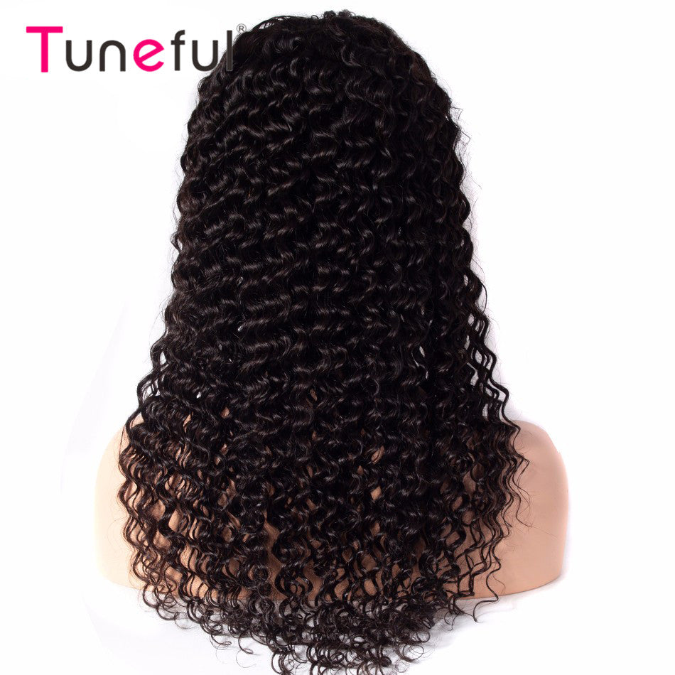 13x6 Lace Front Human Hair Wigs