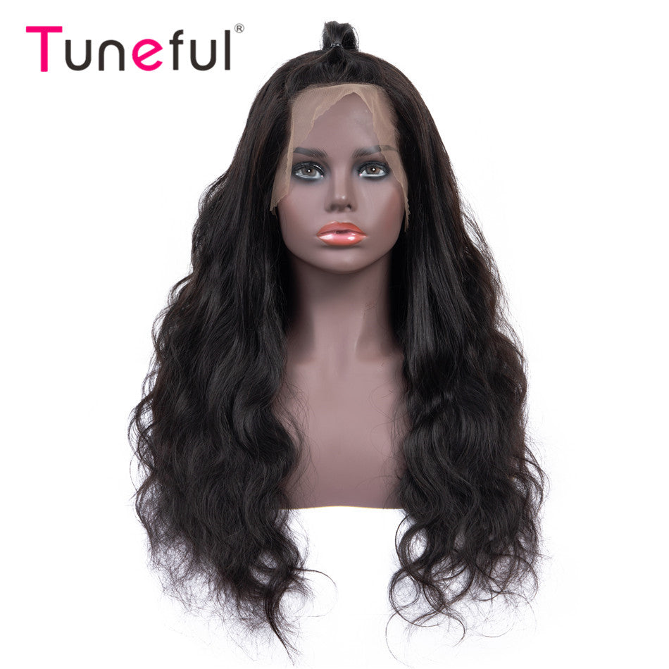 Tuneful 150% Peruvian Remy Human Hair Wigs For Women
