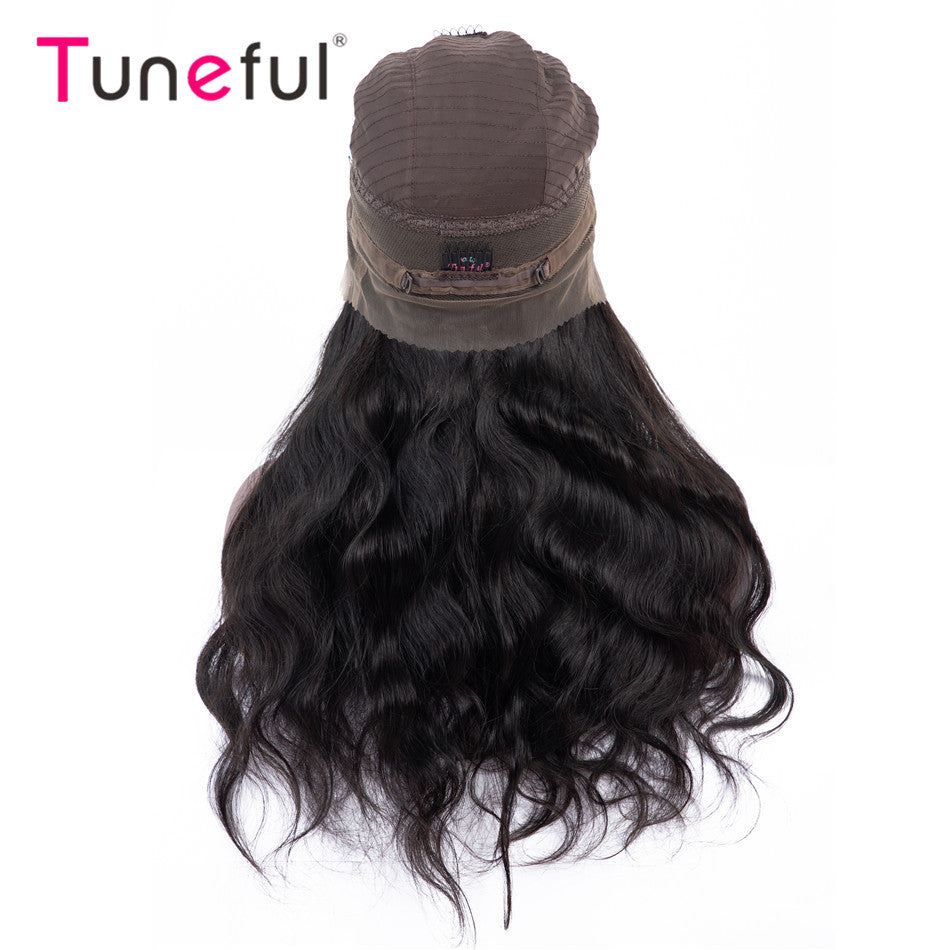 150% Peruvian Remy Human Hair Wigs For Women