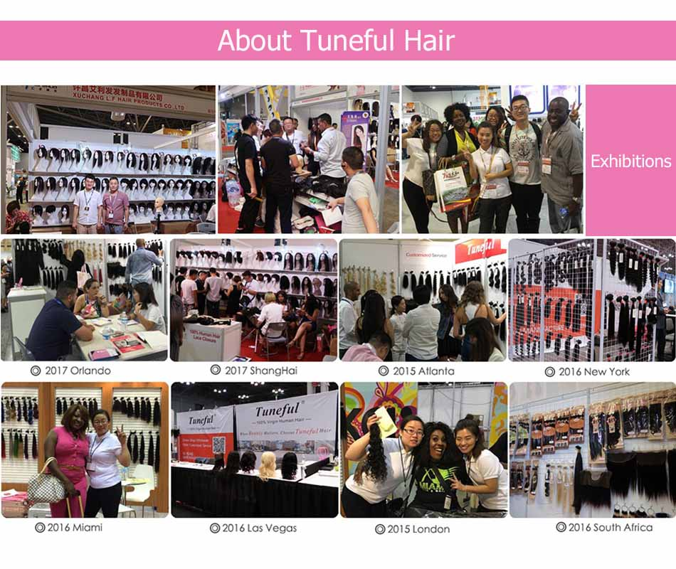 tuneful hair brand show