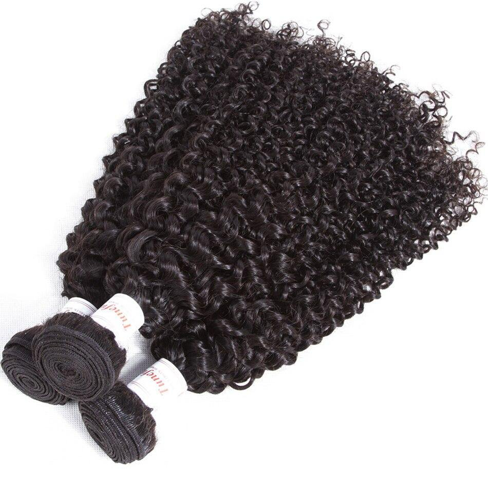 Tuneful Malaysian Jerry Curly 3 Bundles - Tuneful Hair