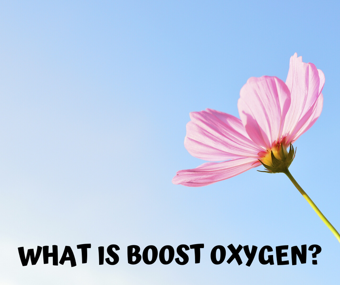 What is Boost Oxygen?
