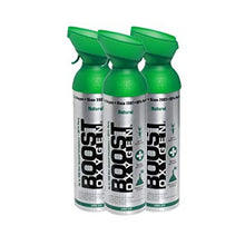 Load image into Gallery viewer, Boost Oxygen Natural 200 Breath (Large Size) - 3 Pack with Free 550ml Hand Sanitiser!